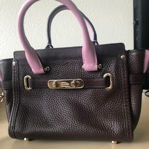 coach limited small bag